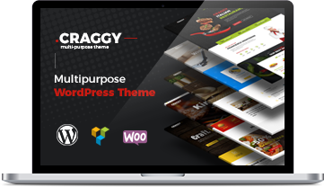 Craggy MultiPurpose Theme