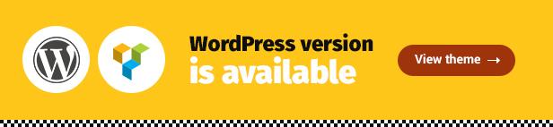 TaxiPark - Taxi Cab Service Company HTML5 Template - 1